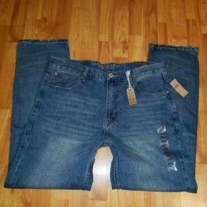 American Eagle Slim Straight Jeans NWT